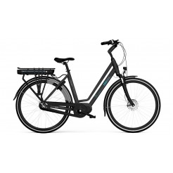 Freebike Manhattan Dn7 46, Black