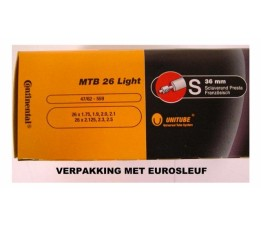 Continental Schlauch Mtb 26 47/62-559 Light Scla