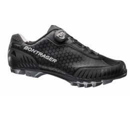 Bontrager Foray Black Vs-maat=10;eu-maat=43