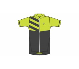 Bontrager Velocis Halo Jersey Visibility Yellow Vs-maat=large