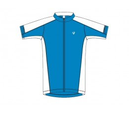 Bontrager Starvos Jersey Waterloo Blue Vs-maat=large