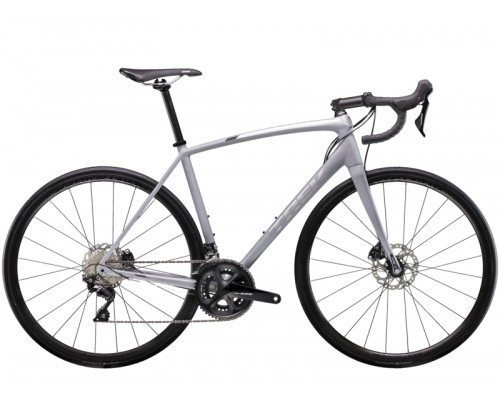 Trek Emonda  Alr 5 Disc 56, Matte Gravel/gloss Quicksilver
