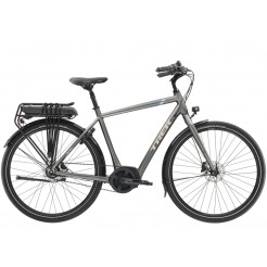 Trek Um4+ Men's 60, Anthracite