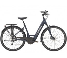 Trek Verve+ 4 Lowstep Ds10 50, Matte Nautical Navy