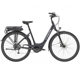 Trek Verve+ 1 Lowstep Ds10 55, Solid Charcoal