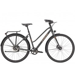 Trek District 4 Equipped Stagger Dn7 50, Lithium Grey