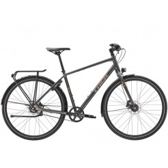 Trek District 4 Equipped Hn8 55, Lithium Grey
