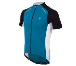 Pearl Izumi Elite Pursuit Jersey Mykonos Blue/white Xxl