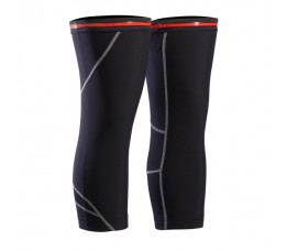 Bontrager Kneewarmer Black Vs-maat=small