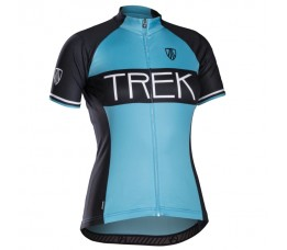Bontrager Rl Women's Jersey Trek Blue;n/a;n/a Medium;n/a