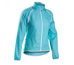 Bontrager Race Convertible Windshell Women's Jacket Maui Blue Vs-maat=medium