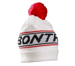 Bontrager Turnback Pom Pom White Vs-maat=one Size