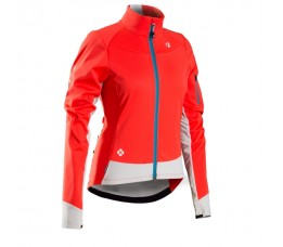 Bontrager Bontrager Rxl 180 Softshell Women's Jacket Persimmon Medium