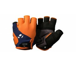 Bontrager Race Gel Glove Firebrand/fathom Vs-maat=medium