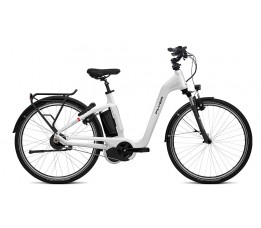 Flyer Gotour5 7.00, 540 Wh L , White