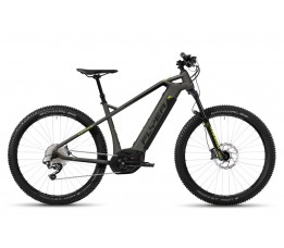 Flyer Uproc1 4.10, 482 Wh, M (44cm), Grey-black