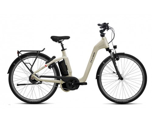 Flyer Gotour5 7.00 723wh, Champagne