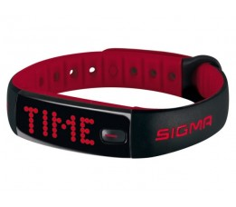 Sigma Sigma Activity Tracker Black