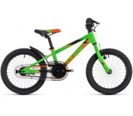 Cube Cube Kid 160 , Flashgreen/orange