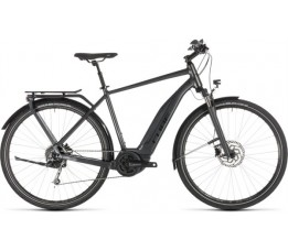 Cube Touring Hybrid 500 , Iridium/black