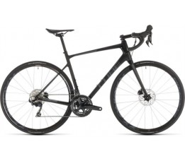Cube Attain Gtc Sl Disc , Carbon/grey