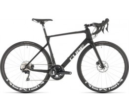 Cube Agree C:62 Race Disc, Carbon/white