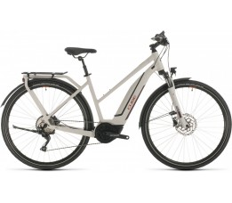 Cube 2020 Touring Hybrid Pro 500 Grey/red 2020