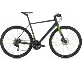 Cube Sl Road Race Iridium/green 2020, Iridium/green