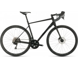 Cube Attain Sl Black/grey 2020, Black/grey