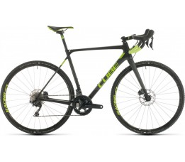 Cube Cross Race C:62 Pro Carbon/green 56, Carbon/green
