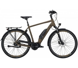 Victoria E-touring 7.7  28/55, Pine Black Matt /brown
