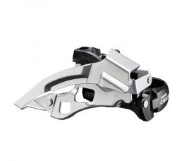 Shimano Derailleur Voor Deore T610 34,9-28,6mm Dual Pull 63-66 Ts