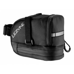 Lezyne L-caddy - Fits 2x Mtb Tubes. Patch Kit. Tirelevers. Large Multi-tool +more