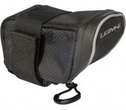 Lezyne Micro Caddy M, Neoprene Mount, Fits 1x Mtb Or 2x Rd Tubes, Compact - No Seatpost Strap Design