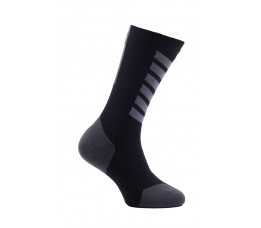 Sealskinz Ss Mtb Mid Mid With Hydrostop-anthracite/charcoal/black-xl
