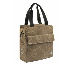 Willex Willex Paisley Shopper Bru