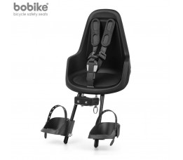 Bobike Bobike V Zitje Mini One Urban Black