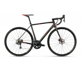 Koga Colmaro Race Ultegra 55, Off Black Matt