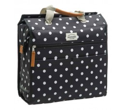 New Looxs Tas  Lilly Polka Black