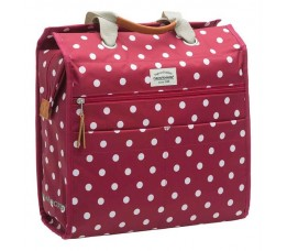 New Looxs Tas New Looxs Lilly Polka Red Polyester 027.386