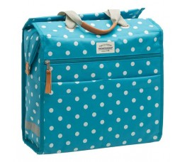 New Looxs Tas New Looxs Lilly Polka Blue Polyester 027.387