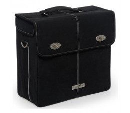 New Looxs Tas  Arezzo Single Canvas Black 285.410