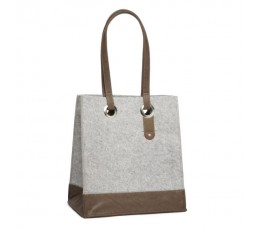 Cortina Cort Minsk Basket Bag Felt Grey