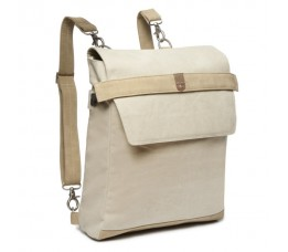 Cortina Cort Munich Messenger Bag Canv Sand