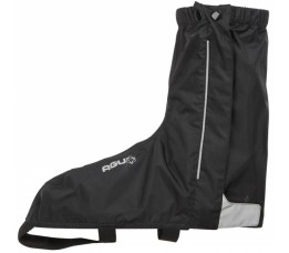 Agu Bike Boots Reflection Kort Zwart Xl 42/43
