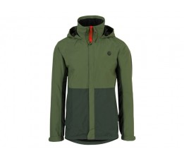 Agu Agu Heren Regenjas Section Army Green/green L