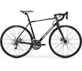 Merida 2017 Scultura Disc 200 Matt Metallic Black
