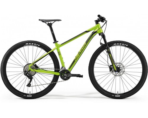 Merida Big Nine 500 Xl/53 Green/black, Groen