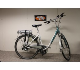 Trek T500+ Low 50 Aqua/white, Aqua-wit