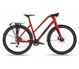 Bh Bikes Oxford Jet Sh Xt Mt2000 Ds10 50, Red